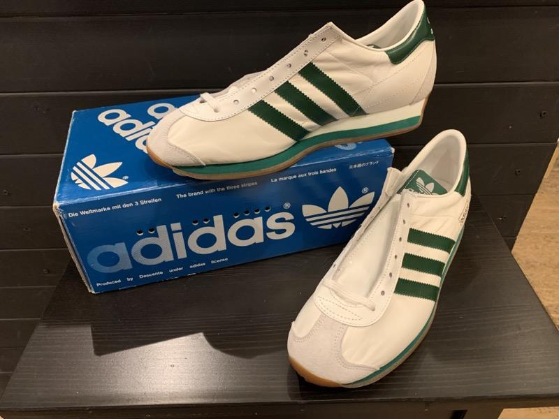 adidas(アディダス)のAC1540WG、97年製のカントリーを買取りしました!