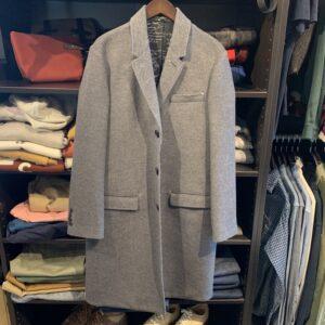 Berluti(ベルルッティ)のウール&カシミアのダブルフェイス コートを買取りしました!