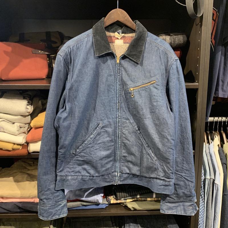Sears(シアーズ)の60'S デニム ワークジャケットを買取りしました!