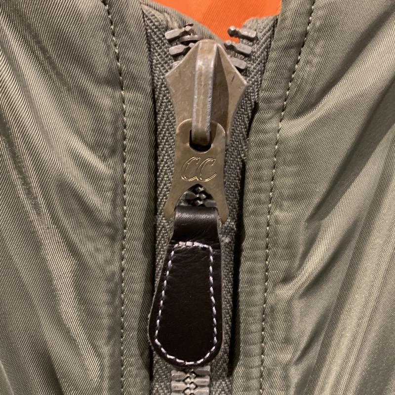 リアルマッコイズ MA-1 SKYLINE CLOTHING