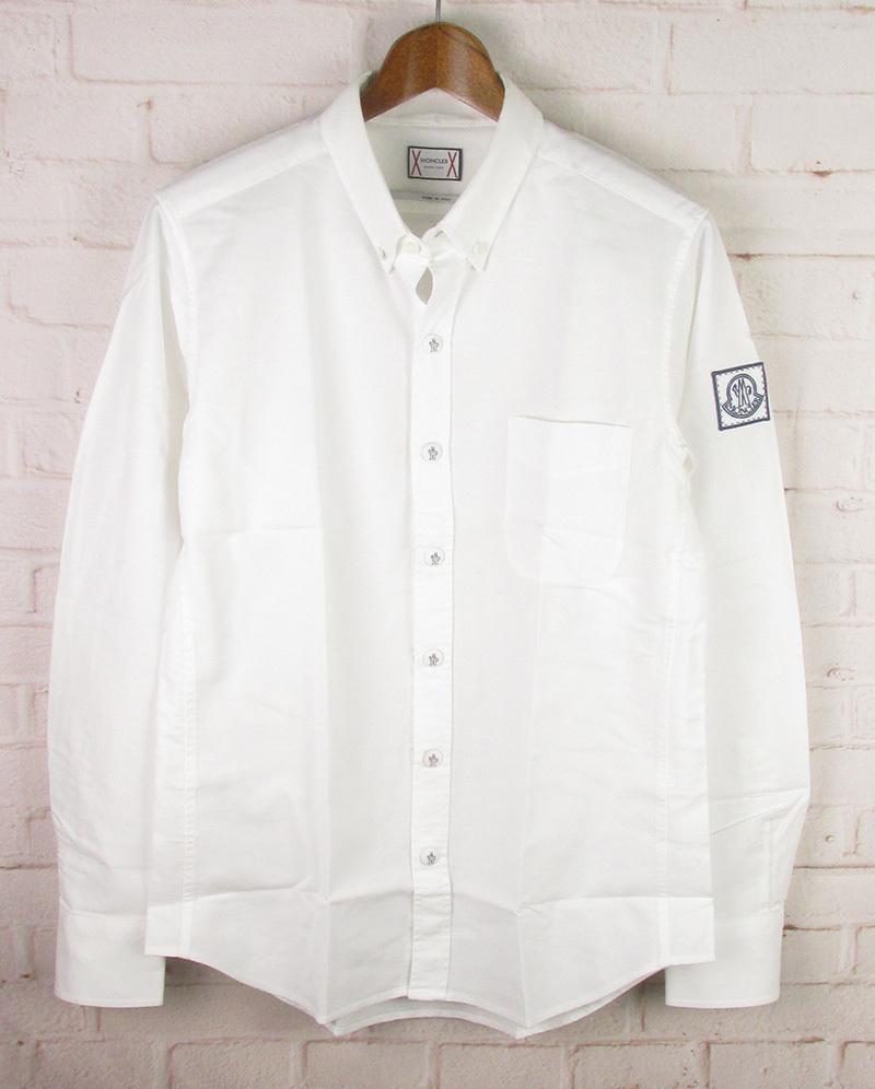 モンクレール GAMME BLEU ボタンダウンシャツ