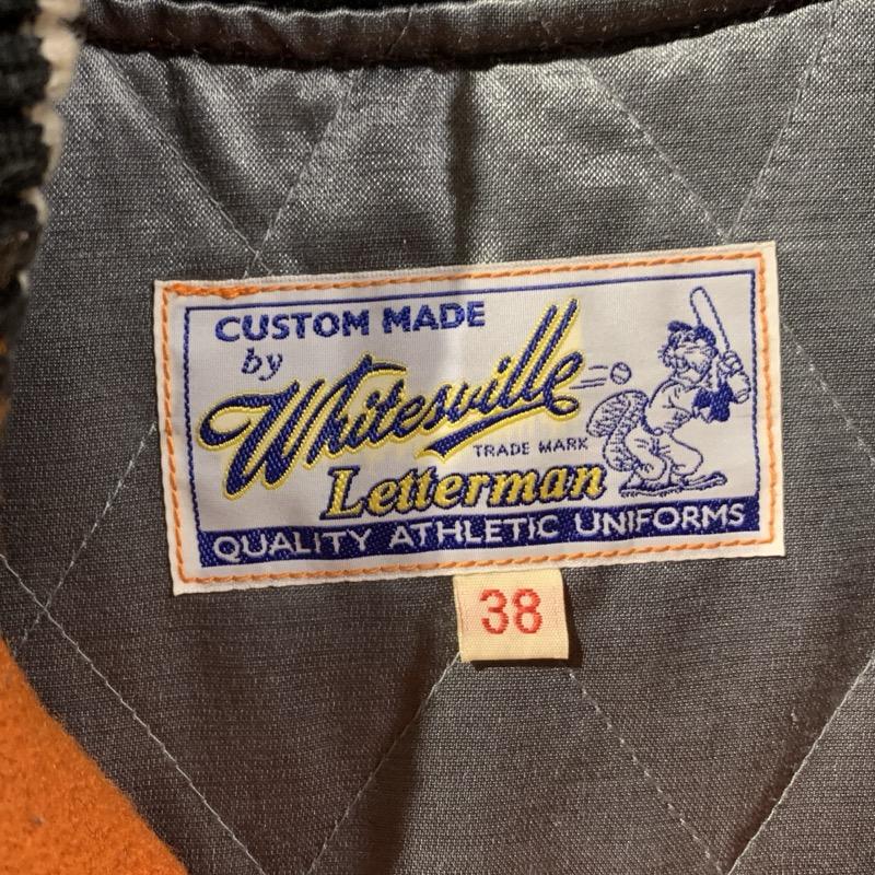 ホワイツビル WV12077 アワードジャケット レターマンジャケット