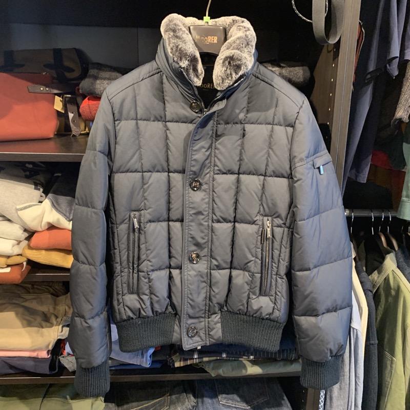 MOORER(ムーレー)のダウンジャケット、SOLERI(ソレーリ)-KMを買取りしました!
