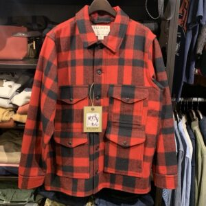 FILSON(フィルソン)のダブルマッキーノ クルーザージャケットを買取りしました!