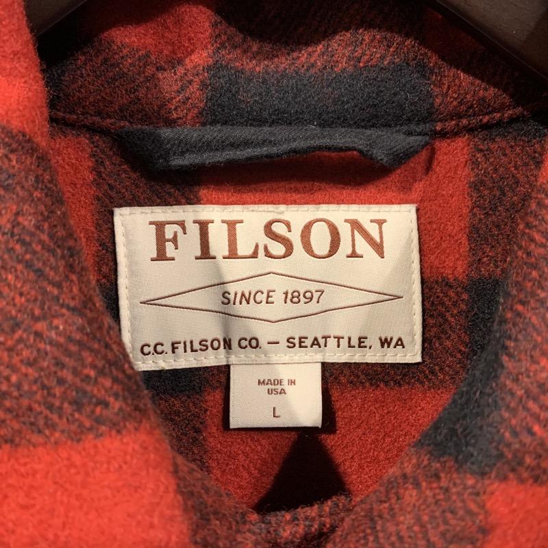 フィルソン ダブルマッキーノ クルーザージャケット