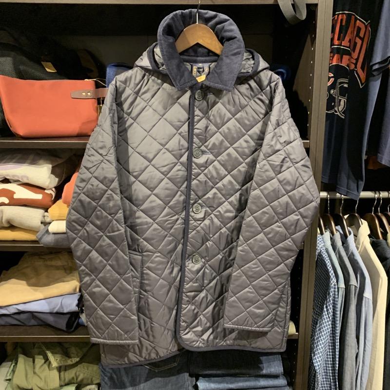 LAVENHAM(ラベンハム)のキルティングジャケット、デンストンを買い取りしました!